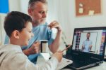 Online Learning With Parents 150x100